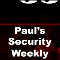 Logo of the podcast Paul's Security Weekly