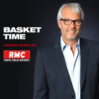 Logo du podcast RMC - Basket Time