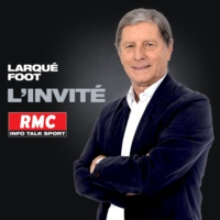 Logo of the podcast RMC : 01/04 - L'invité de Captain Larqué : Santi Canizares
