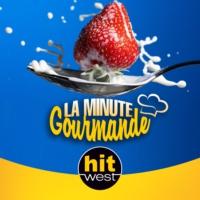 Logo du podcast LA MINUTE GOURMANDE