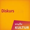 Logo of the podcast MDR KULTUR Diskurs