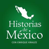 Logo of the podcast Historias de México con Enrique Krauze