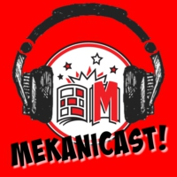 Logo of the podcast Mekanik Strip's podcast
