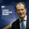 Logo of the podcast L'édito de Philippe Mudry