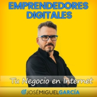 Logo du podcast Emprendedores Digitales | Marketing Online