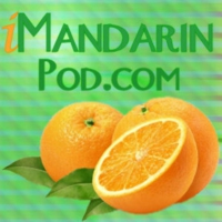 Logo of the podcast Learn Chinese & Culture @ iMandarinPod.com