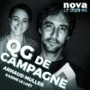 Logo of the podcast Radio Nova - QG de campagne
