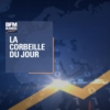 Logo of the podcast La Corbeille du Jour