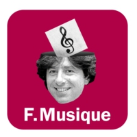 Logo of the podcast La flute
