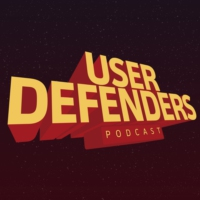 Logo of the podcast User Defenders: Inspiring Interviews with UX Superheroes
