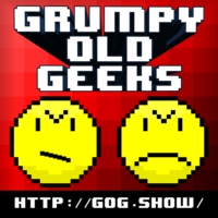 Logo of the podcast Grumpy Old Geeks