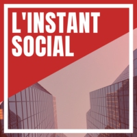 Logo of the podcast L'Instant Social