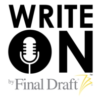 "Logo of the podcast Write On with ""The Disaster Artist"" Screenwriter, Scott Neustadter"
