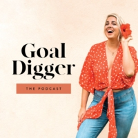 Logo of the podcast The Goal Digger Podcast