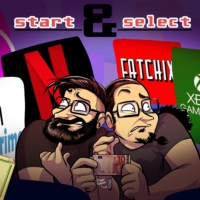 Logo du podcast Start & Select