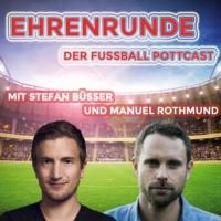Logo du podcast Ehrenrunde - der Fussball Pottcast