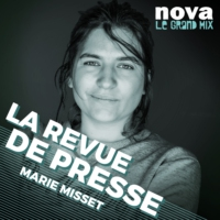 Logo of the podcast La revue de presse de Marie Bonnisseau du 14 novembre