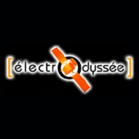 Logo of the podcast électrOdyssée