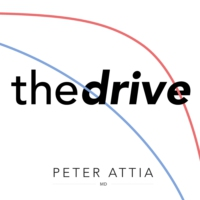Logo of the podcast The Peter Attia Drive