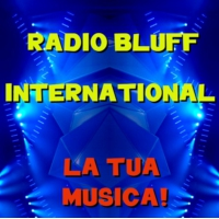 Logo of the podcast LA NOTTE DI RADIO BLUFF INTERNATIONAL