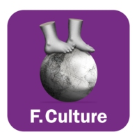 Logo of the podcast France Culture - Les Pieds sur terre
