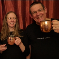 Logo of the podcast Moscow Mules with Pat & Hollie