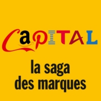 Logo of the podcast La saga des marques