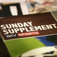 Logo of the podcast Sunday Supplement - Sky Sports