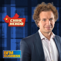 Logo du podcast BFM Business - Chine Hebdo