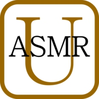 Logo of the podcast ASMR University Podcast