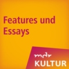 Logo of the podcast MDR KULTUR Features und Essays
