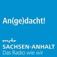 Logo of the podcast Angedacht! (Verkündigungssendung):