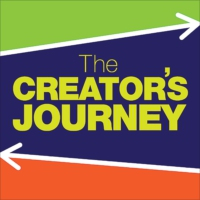 Logo of the podcast The Creator's Journey tracks