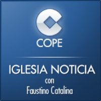 Logo of the podcast Iglesia Noticia. Domingo, 22 de abril de 2012