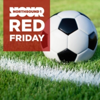 Logo of the podcast Northsound 1 Red Friday - Listen Again