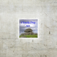 Logo of the podcast Cloudy Day Art - Poetry Podcast