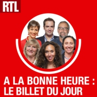 Logo of the podcast Les colères de Joëlle Goron