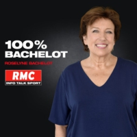 Logo of the podcast RMC : 27/10 - 100% Bachelot