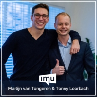 Logo of the podcast #65: De Gouden Handboeien van Tonny & Martijn
