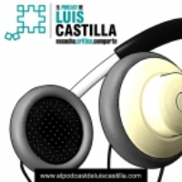 Logo of the podcast El Podcast de Luis Castilla