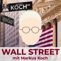 Logo du podcast Wall Street mit Markus Koch
