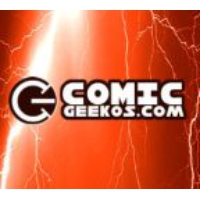 Logo of the podcast Comic Geekos Podcast