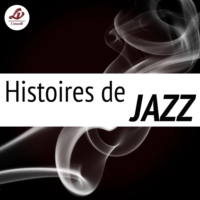Logo of the podcast Histoires de Jazz. ( Jazz histories)