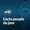 Logo of the podcast L'actu people du jour avec ACTIV RADIO