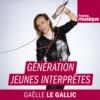 Logo of the podcast Génération jeunes interprétes