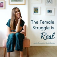 Logo of the podcast The Female Struggle is Real