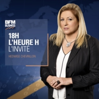Logo du podcast BFM : 22/08 - 18h, l'heure H : L'interview de Hugues Le Bret
