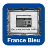 Logo of the podcast Note in blue France Bleu Alsace