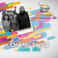 Logo of the podcast Cinefilo serial - Radio Trend Topic