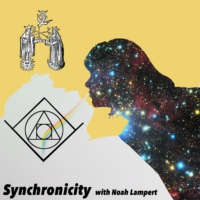 Logo of the podcast Synchronicity with Noah Lampert